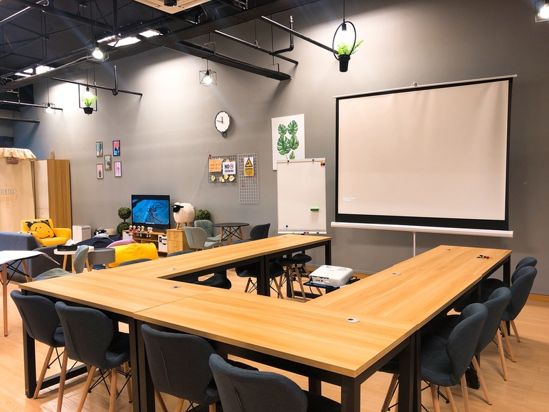 Small meeting room in Singapore