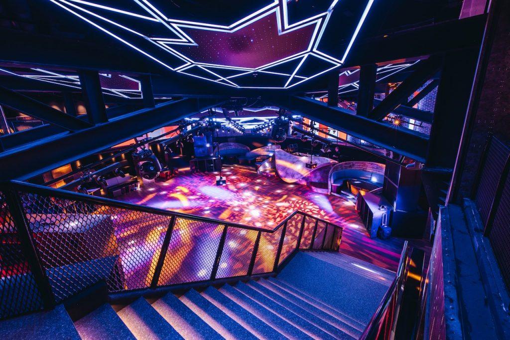 one of the best nighclub singapore