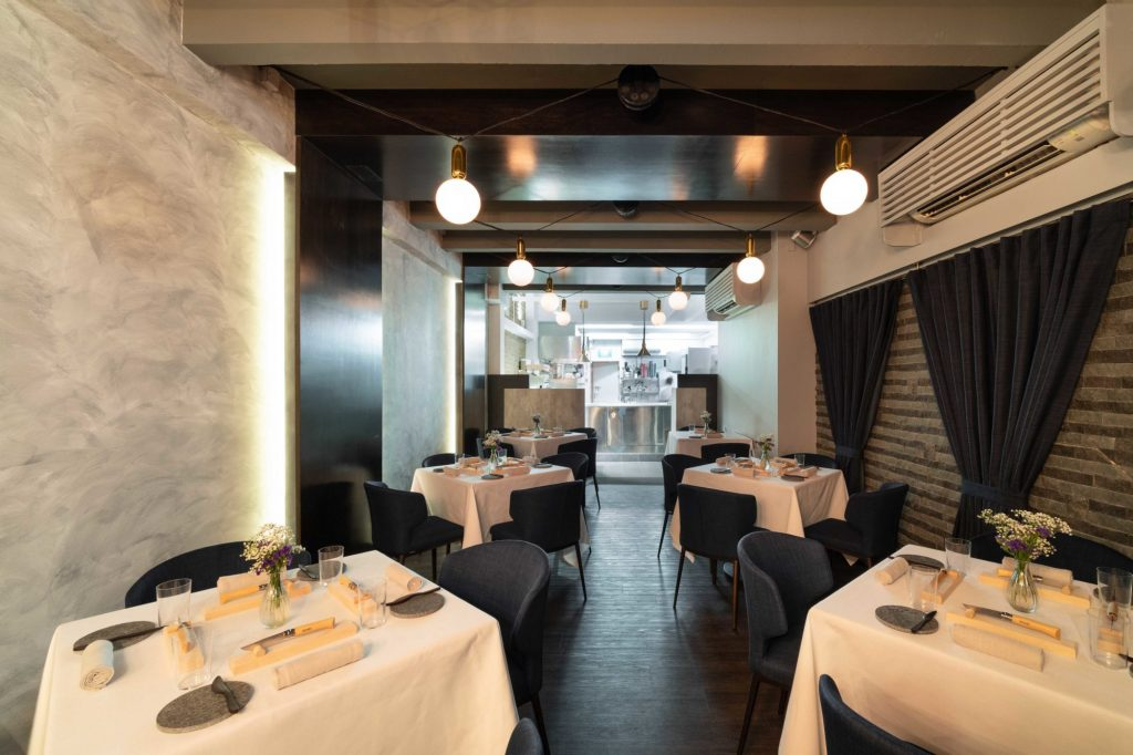 new hidden gem french dining restaurant
