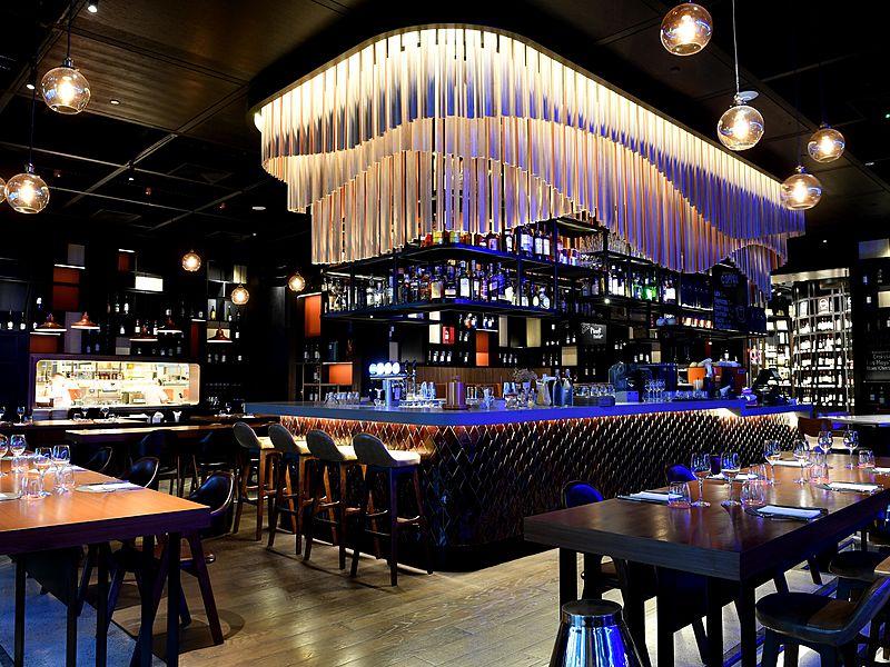 best trendy bar in Singapore