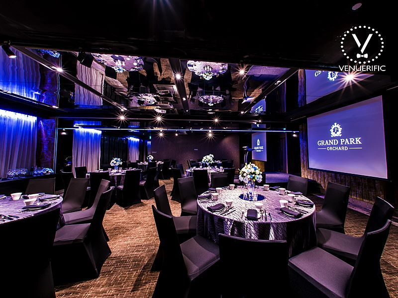 Venuerific venue, Singapore's trendiest hotel, Grand Park Orchard