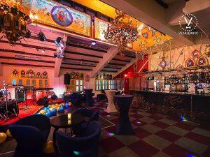 cosy and vibrant vibe of haji lane restaurant