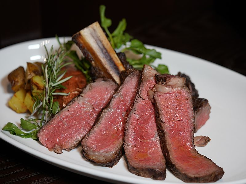Singapore dining restaurant with best quality steak