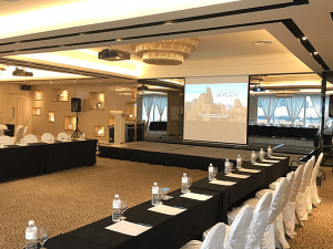 Singapore venue rent for corporate meeting