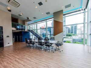 Fuction room in Singapore up to 100 pax