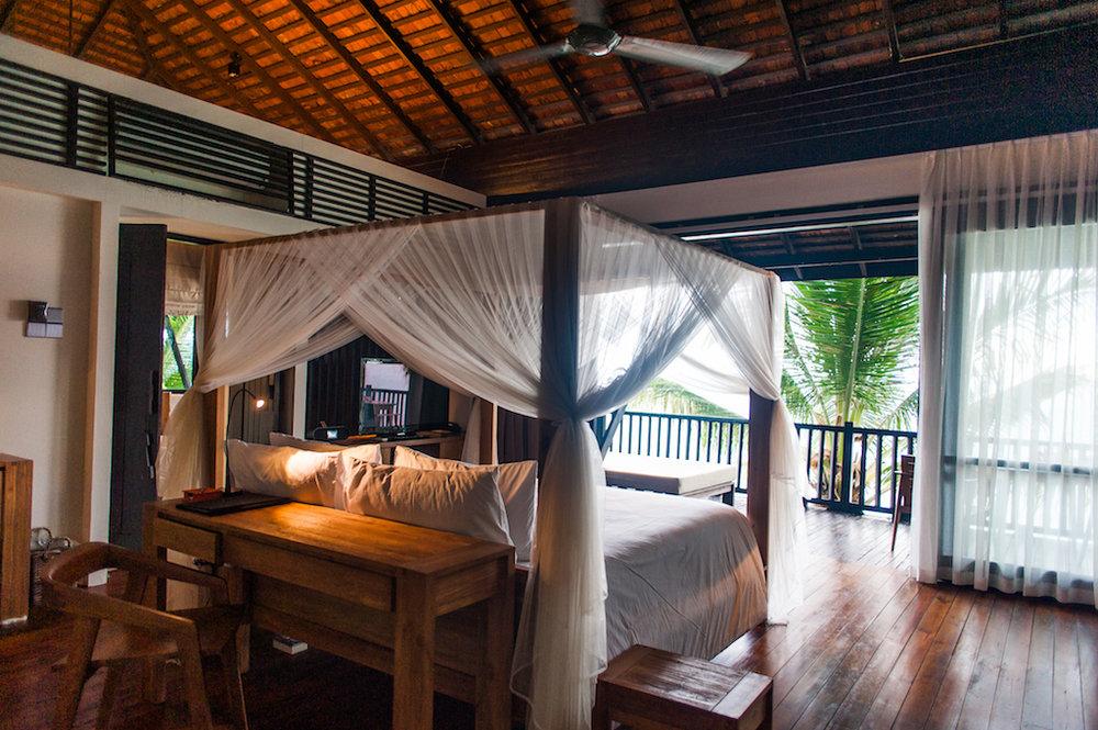comfy bedroom from batu batu malaysia