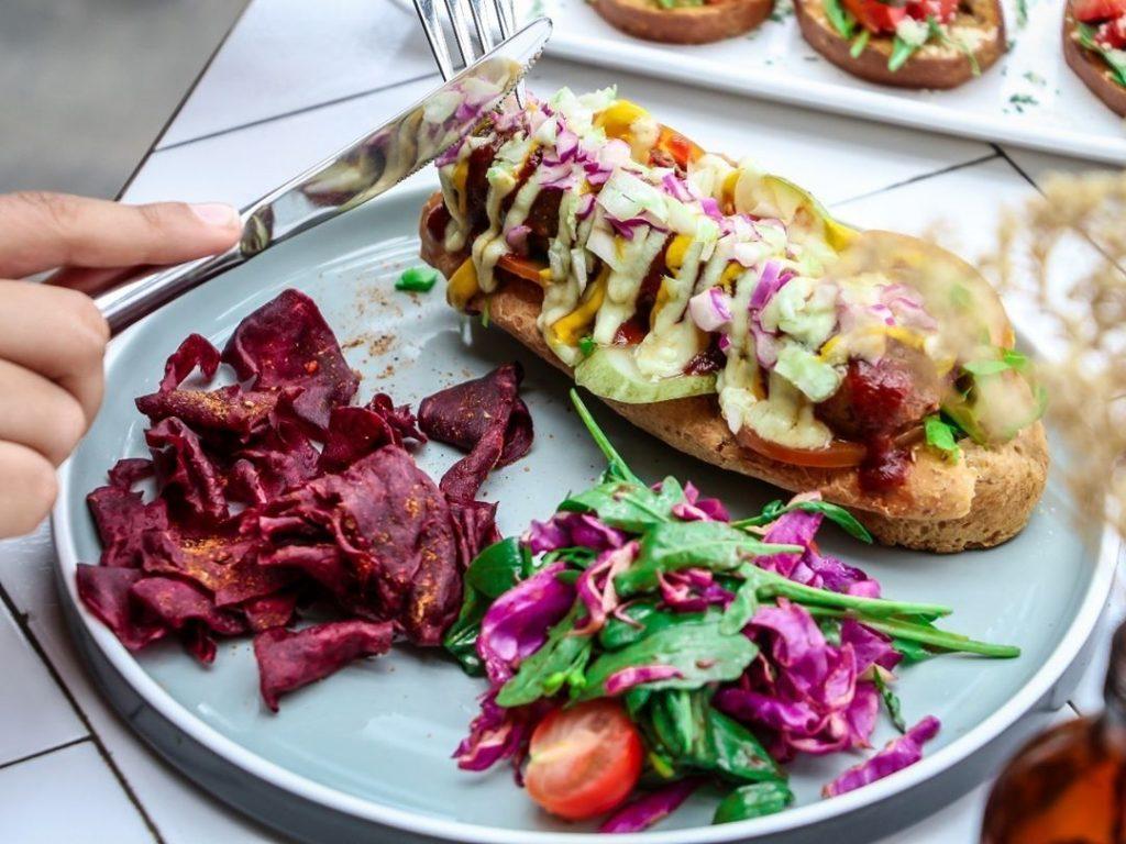 Tasty lunch at Hause Kitchen & Bar Jakarta