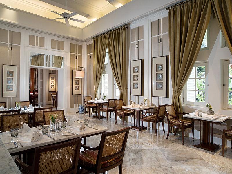 Venuerific venue, L'Avenue Restaurant
