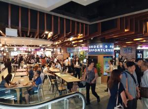 Kopitech best coffee shop in Funan mall