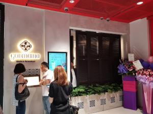 modern peranakan food restaurant singapore