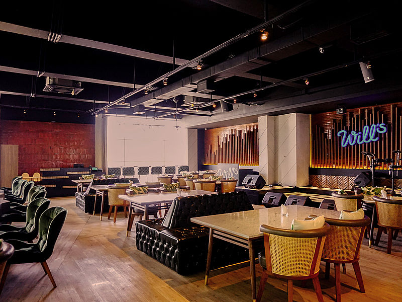 Venuerific venue, Will's Kitchen, Menteng, Jakarta