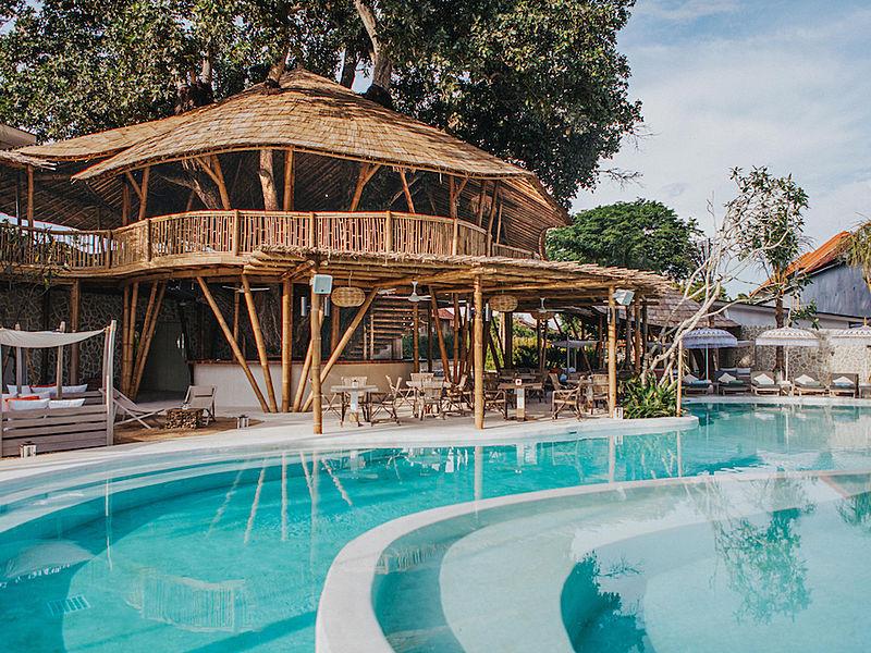 Artotel Beach Club Sanur Bali for private beach party