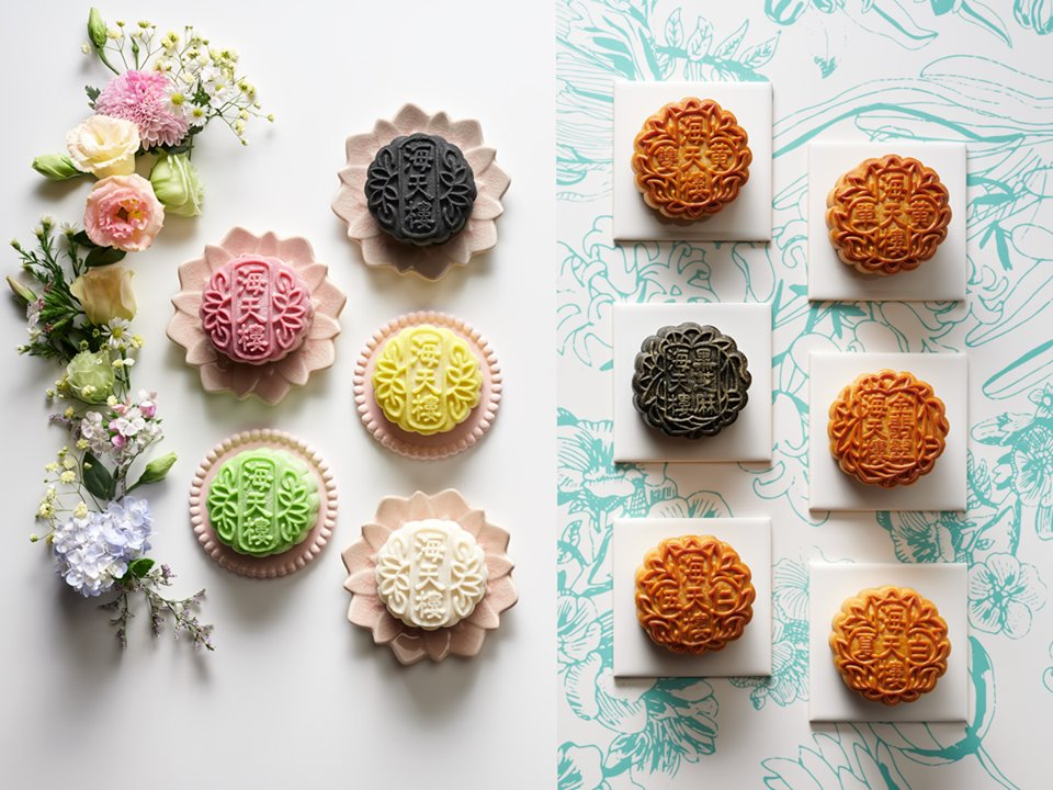 best handcrafted snowskin and traditional mooncake