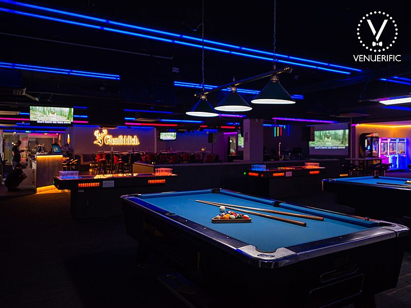 major99 bar with billiard activity Singapore