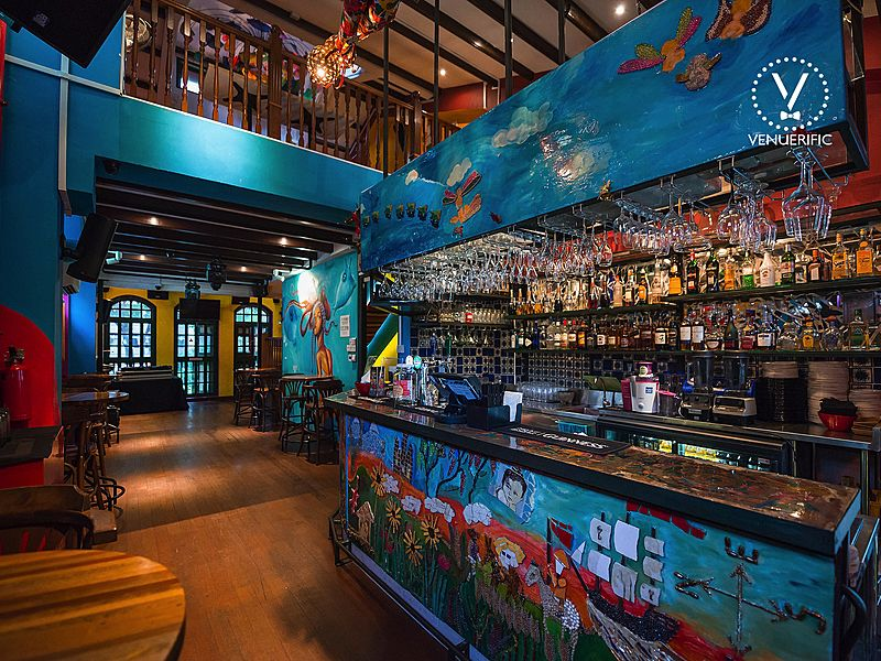 Piedra Negra best hangout bar in singapore