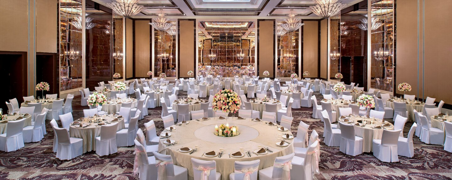 The St. Regis Singapore ballroom