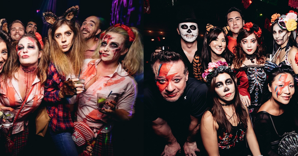 7 Best Halloween Parties Happening This 2019 in Singapore