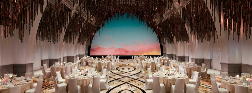10 Best Hotel Ballrooms for Wedding in Singapore