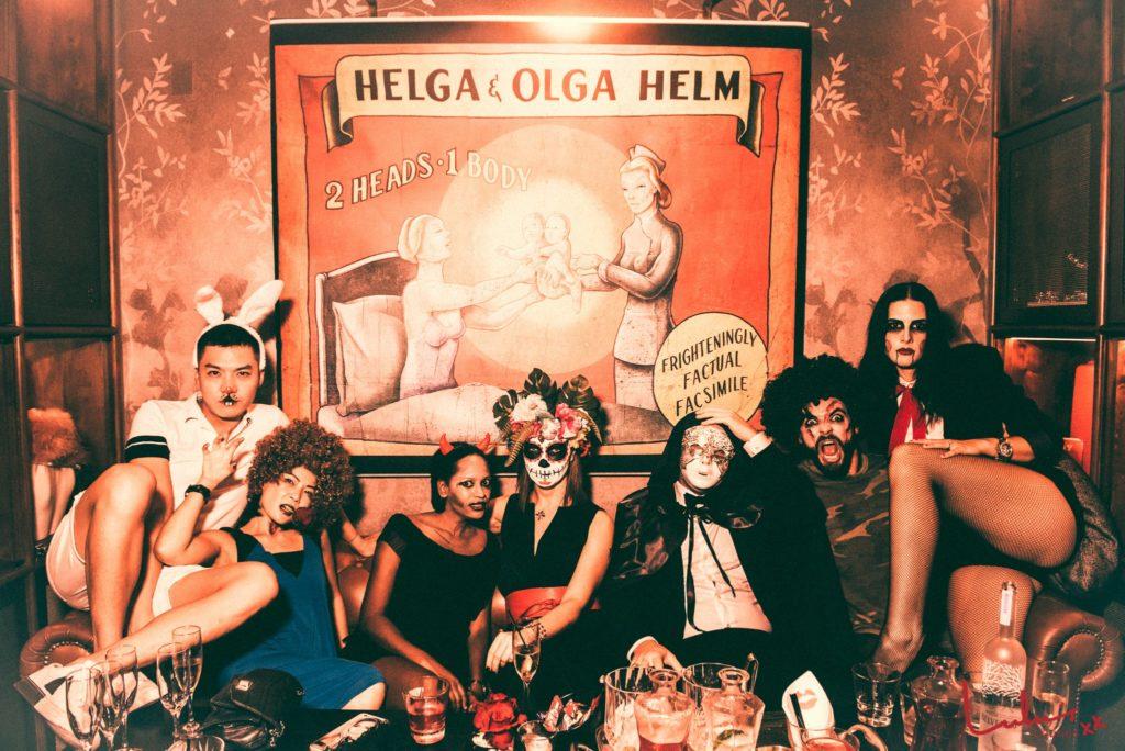LuLu's Third Annual Carnival of The Absurd halloween theme