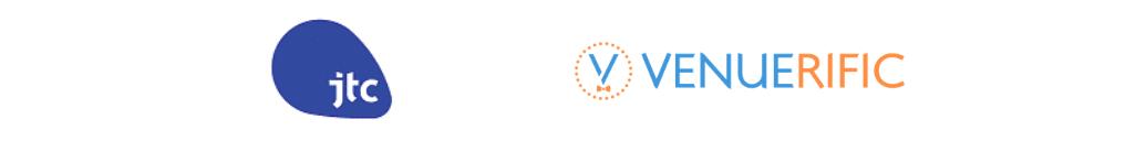 JTC Logo and Venuerific Logo