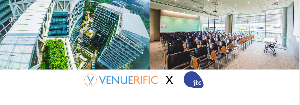 Exclusive Partnership Established Between Venuerific and JTC Corporation