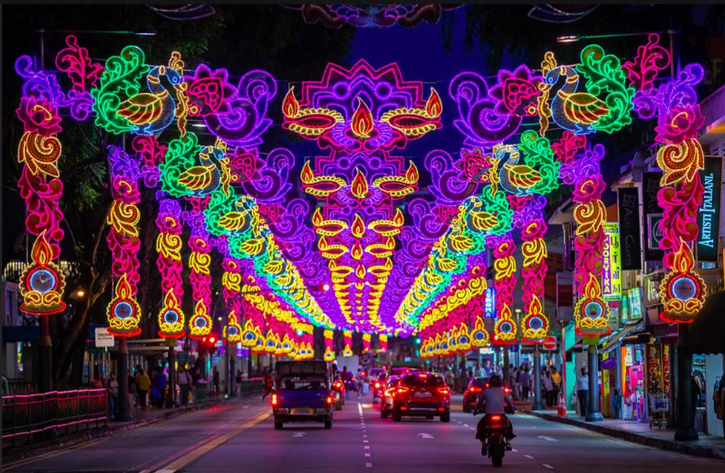 deepavali festival little india singapore