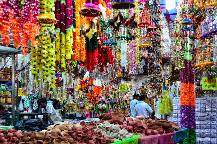 deepavali bazaar singapore
