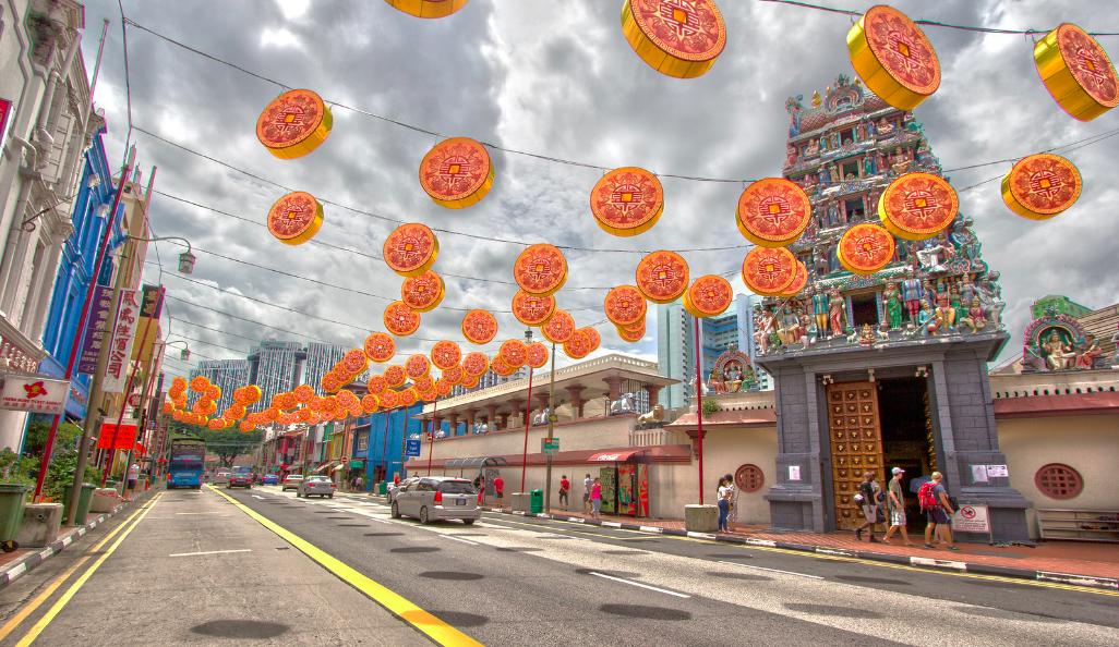 sri mariamman temple singapore oldest hindu temple