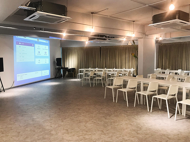 office christmas party venue