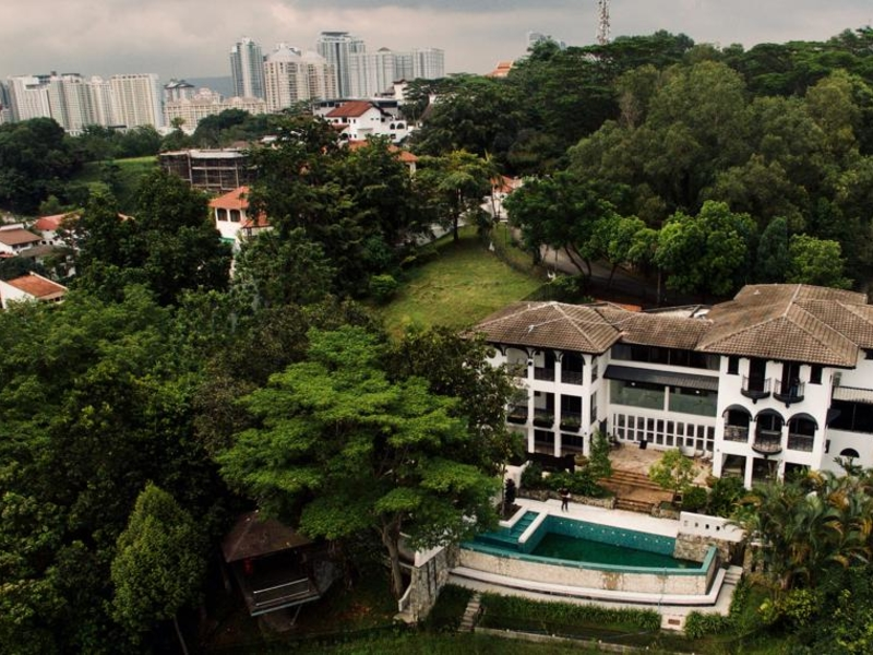 Kuala Lumpur villa rent for event space
