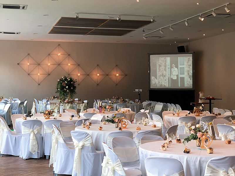 event space for banquets