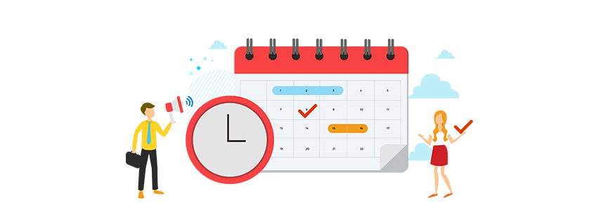 New: Save Time and Effort with Smart Calendar System