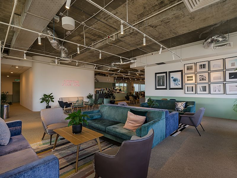 amazing coworking office at Common Ground TTDI