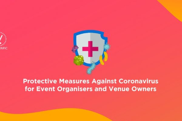 Keep Safe from Wuhan Coronavirus in your Events and Venues