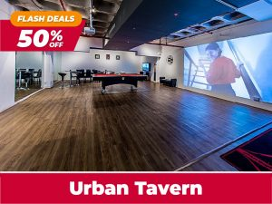 private event space singapore with promotion